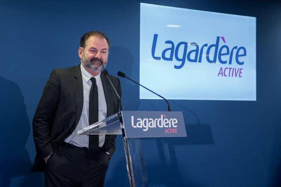 Denis Olivennes président de Lagardère Active