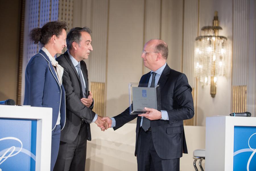 Cérémonie de remise du Prix du Club des Trente.