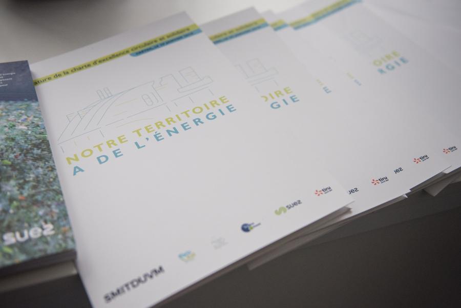 reportage corporate réalisé pour SUEZ à Créteil.