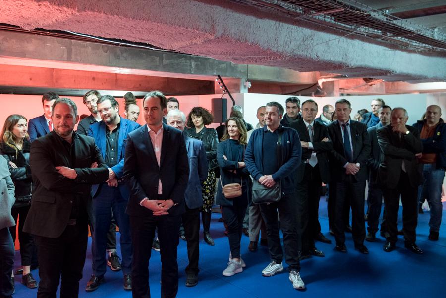 Coffim : inauguration de la résidence Factory à Montreuil