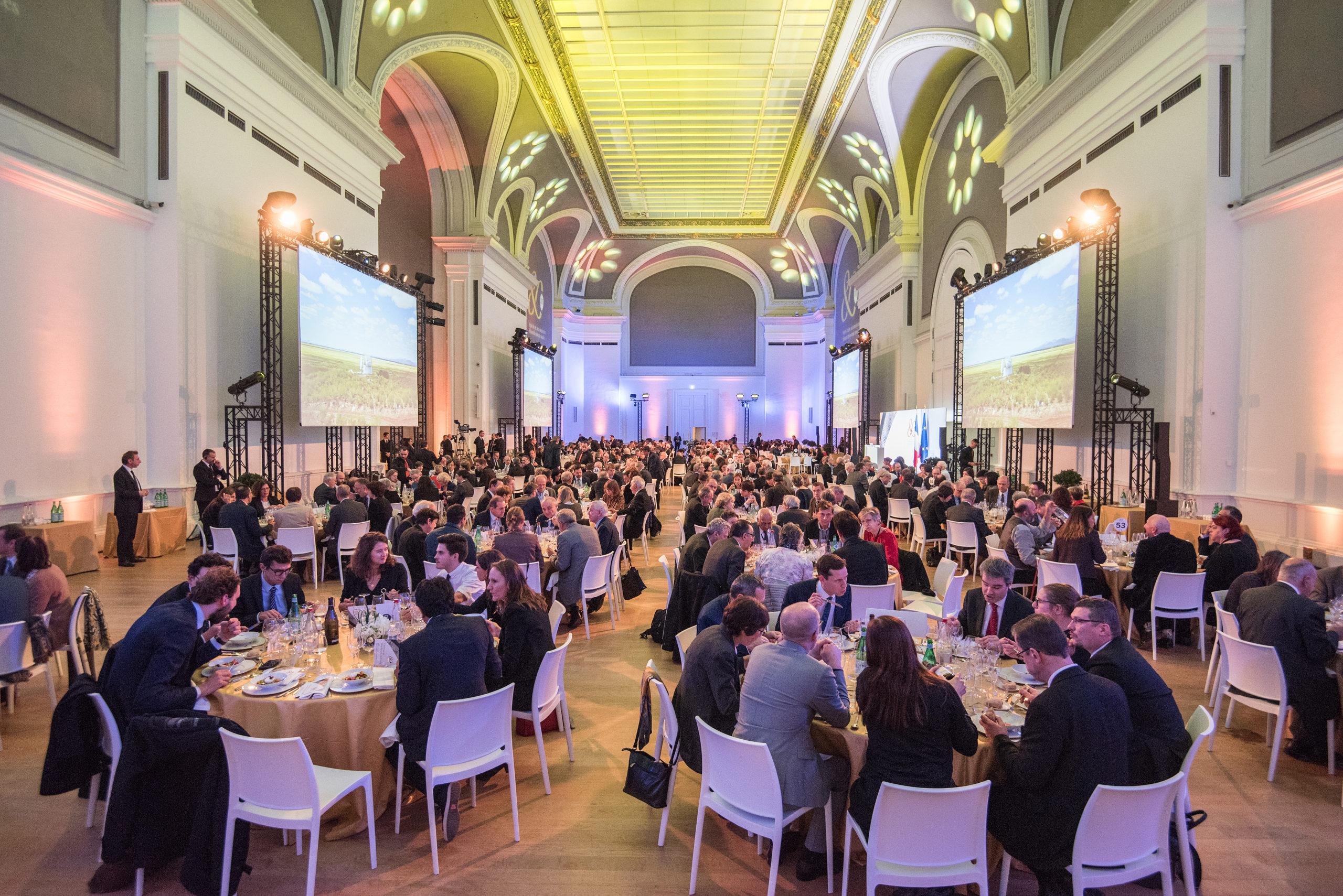 Diner de Gala Duval Paris